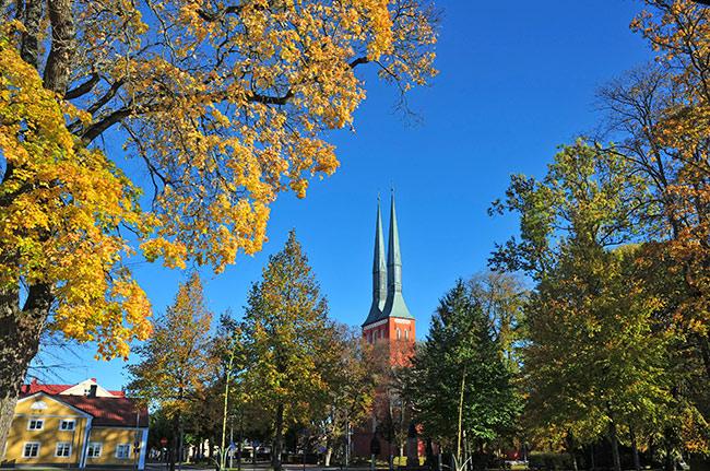 Ciudad de Växjo